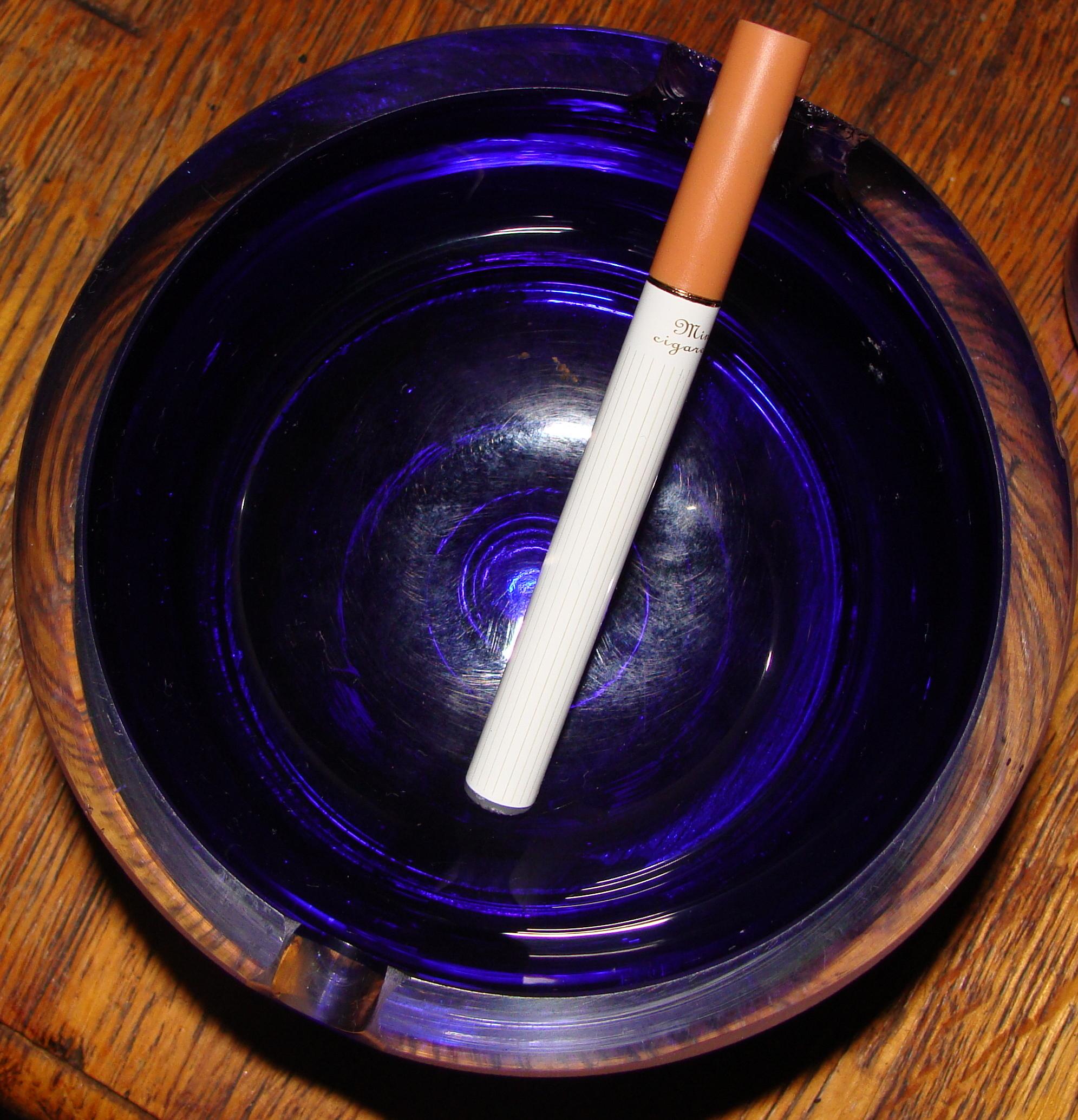I love, love, love nicotine.