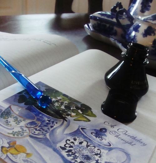 fine pens are a must