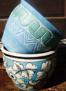 New Pots