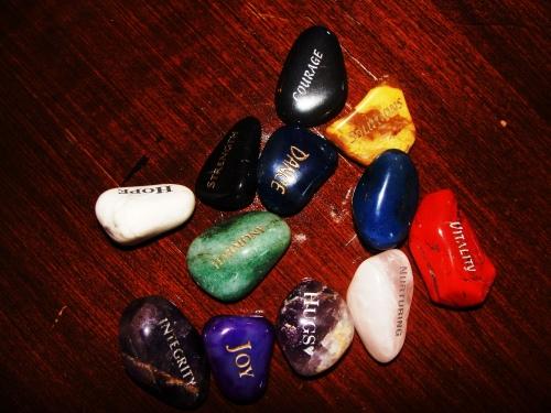 I like rocks.
