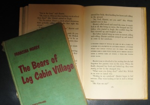 Harriet the Spy and The Bears of Log Cabin Village